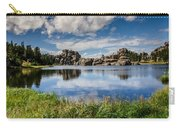 Scenic Sylvan Lake At Custer State Park Carry-all Pouch