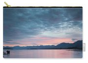 Scenic View Of Lake At Dusk, Lake Carry-all Pouch
