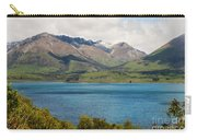 Scenic View On Lake Wakatipu Carry-all Pouch
