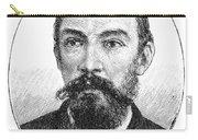 Schalk Willem Burger (1852-1918) Carry-all Pouch