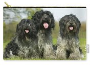 Schapendoes, Or Dutch Sheepdogs Carry-all Pouch