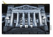 Schermerhorn Symphony Center Carry-all Pouch by Dan Sproul