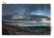 Schoodic Point Sunrise 7218 Carry-all Pouch
