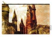 School Of Magic Carry-all Pouch by Anastasiya Malakhova