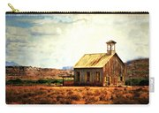 Schoolhouse 1 Carry-all Pouch