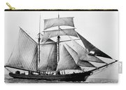 Schooner, 1888 Carry-all Pouch