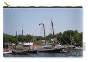 Schooner - Camden Harbor - Maine Carry-all Pouch