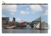 Schooner Comming Back To Baltimore Harbor Carry-all Pouch