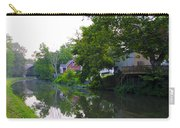 Schuylkill Canal Mont Clare Carry-all Pouch