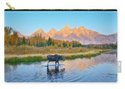 Schwabacher Morning Travels Carry-all Pouch
