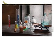 Science - Chemist - Chemistry Equipment  Carry-all Pouch by Mike Savad