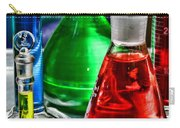 Science - Lab Glass Carry-all Pouch