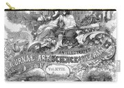 Scientific American, 1867 Carry-all Pouch