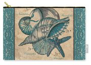Scientific Drawing Carry-all Pouch by Debbie DeWitt