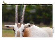 Scimitar Horned Oryx 2 Carry-all Pouch