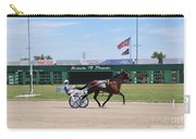 D3w-206 Scioto Downs Photo Carry-all Pouch