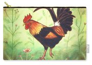 Scooter The Rooster Carry-all Pouch