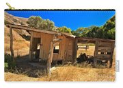 Scorpion Ranch Remnants Carry-all Pouch