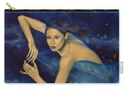 Scorpio From Zodiac Series Carry-all Pouch