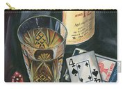 Scotch And Cigars 2 Carry-all Pouch by Debbie DeWitt