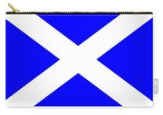 Scotland Flag Carry-all Pouch