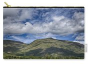 Scotland Loch Awe Mountain Landscape Carry-all Pouch