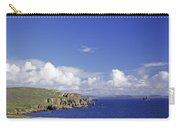 Scotland Shetland Islands Eshaness Cliffs Carry-all Pouch
