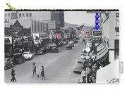 Scott Congress State Theater La Fiesta De Los Vaqueros Rodeo Banners Circa 1939 Tucson Az Carry-all Pouch