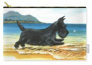 Scottie At Play Carry-all Pouch