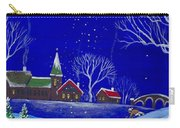 Scottie Sleigh Ride Carry-all Pouch