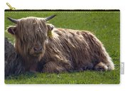 Scottish Highland Cattle 3                          Carry-all Pouch