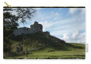 Scottish Castle Ruins Carry-all Pouch