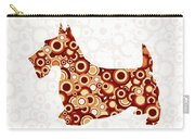 Scottish Terrier - Animal Art Carry-all Pouch