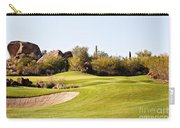 Scottsdale Golf Carry-all Pouch