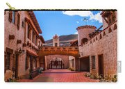 Scotty's Castle Courtyard Carry-all Pouch