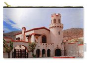 Scotty's Castle Carry-all Pouch by Kathleen Struckle