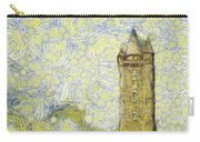 Starry Scrabo Tower Carry-all Pouch