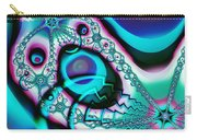 Screaming Ghost Carry-all Pouch by Anastasiya Malakhova