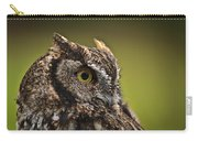 Screech Owl 1 Carry-all Pouch