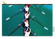 Rowing In The Sun Carry-all Pouch