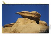 Sculpted Rock Carry-all Pouch