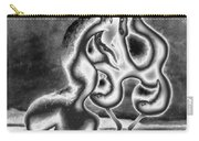 Sculpture Of Passion Carry-all Pouch