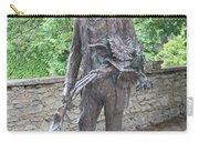 Sculpture Vincent Van Gogh - St Remy Carry-all Pouch