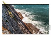 Sea And Cliff Carry-all Pouch