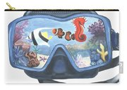 Sea Beneath The Surface Carry-all Pouch