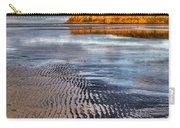 Sea Coal Saltburn Sunset Carry-all Pouch