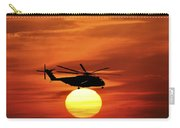 Sea Dragon Sunset Carry-all Pouch