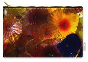 Sea Flowers And Mermaid Gardens Carry-all Pouch