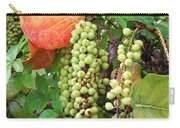 Sea Grapes And Poison Ivy Carry-all Pouch