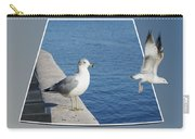 Sea Gull Away Out Of Bounds Carry-all Pouch